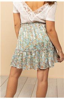 Jupe Jupe ANITA Femme S21763W (59961) - DEELUXE