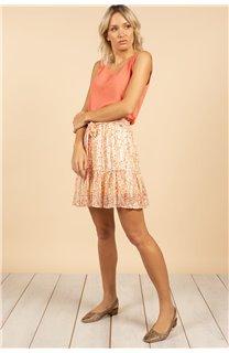 Jupe Jupe ANITA Femme S21763W (59963) - DEELUXE