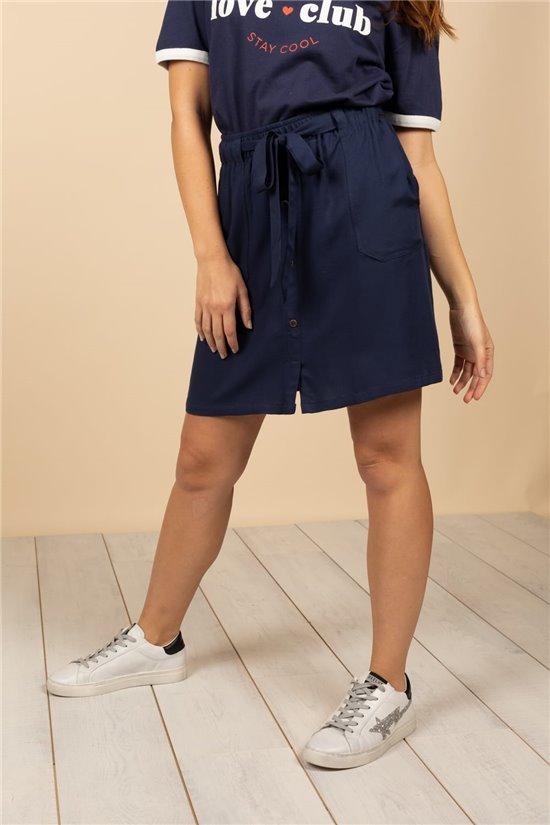 Jupe Jupe MARINA Femme S21770W (59988) - DEELUXE