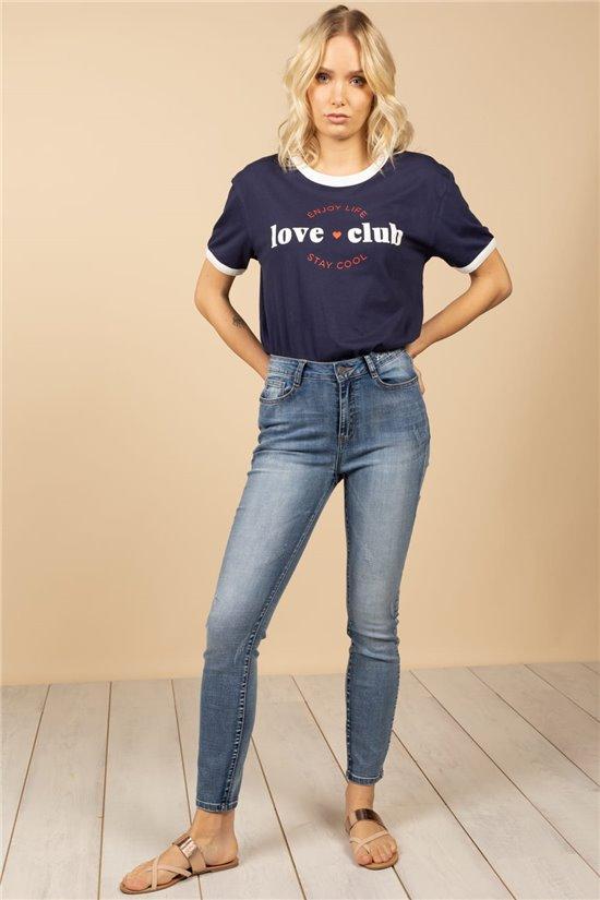 Jean Jeans GABY Femme S21J801W (60016) - DEELUXE
