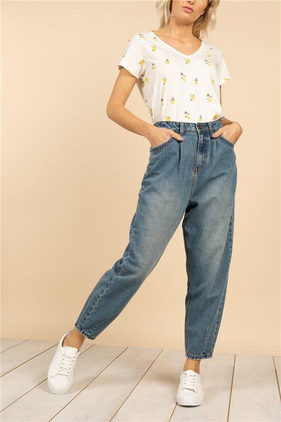 Jean Jeans ANETTE Femme S21J806W (60025) - DEELUXE