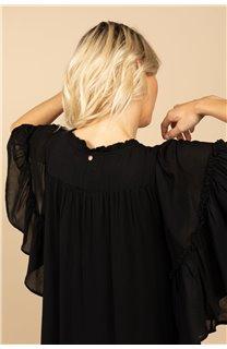 Blouse Blouse VIVIANA Femme S21428W (60135) - DEELUXE