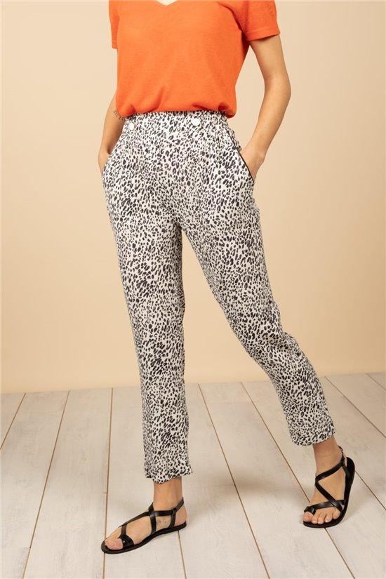 Pantalon Pantalon JUDITH Femme S21721W (60153) - DEELUXE