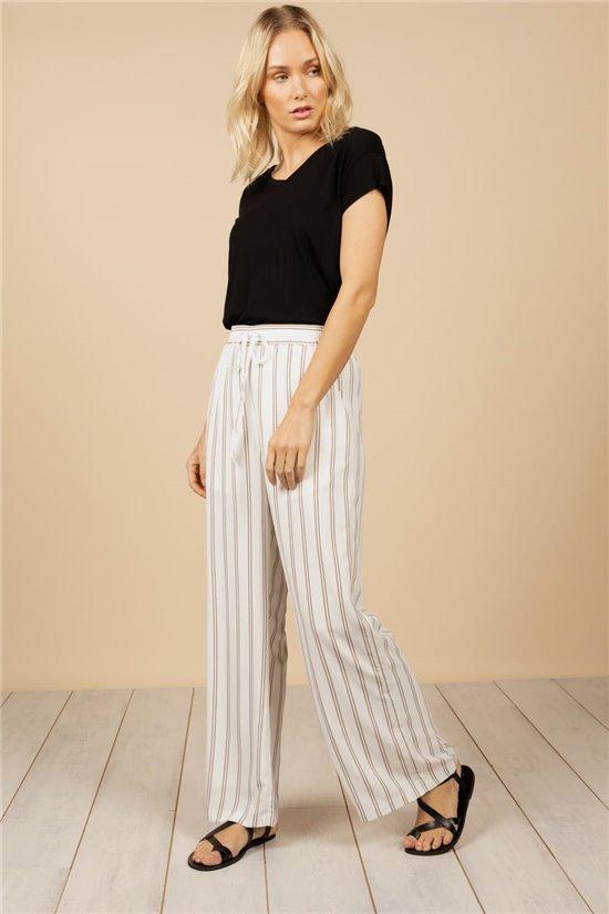 Pantalon Pantalon VANILLE Femme S21727W (60158) - DEELUXE