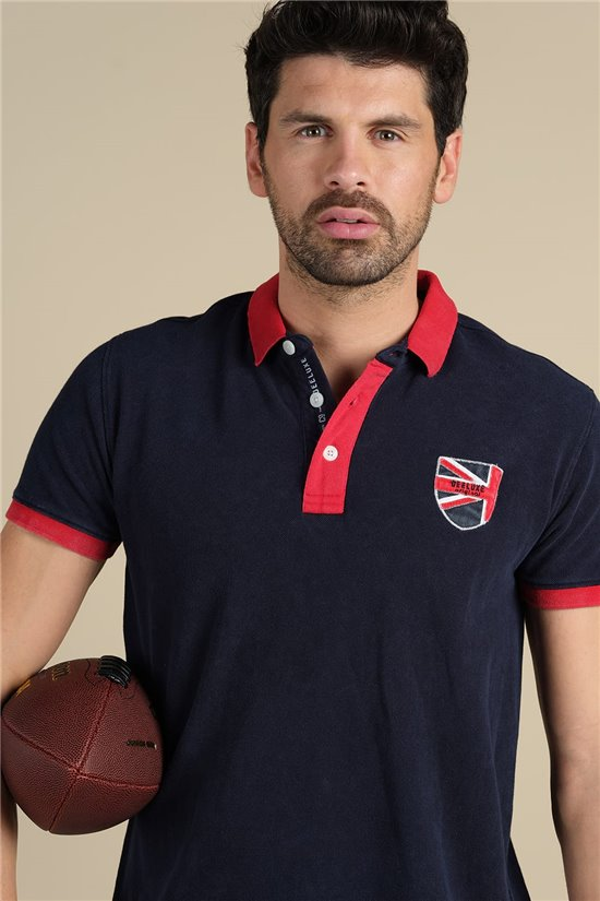 Polo Polo RUPSON Homme S21207M (60229) - DEELUXE