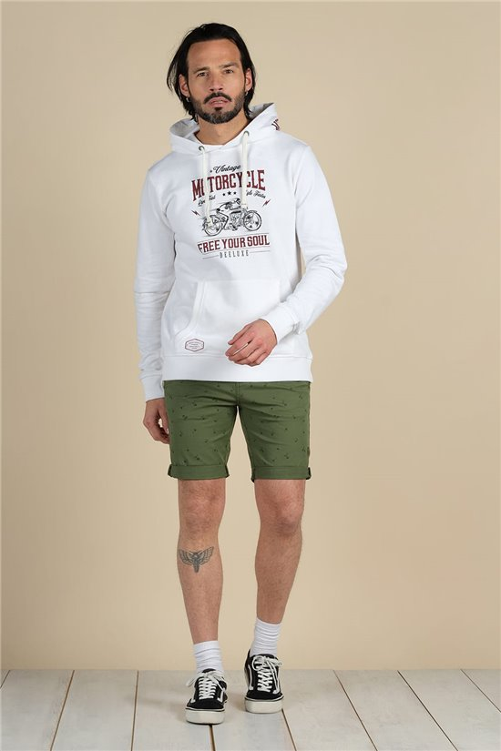 Sweat Sweat WILDLIFE Homme S21514M (60311) - DEELUXE