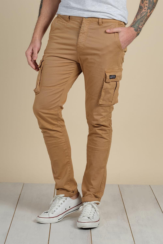 Pantalon Pantalon TANZA Homme S217007M (60392) - DEELUXE