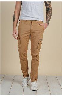 Pantalon Pantalon TANZA Homme S217007M (60394) - DEELUXE