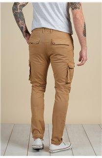 Pantalon Pantalon TANZA Homme S217007M (60395) - DEELUXE