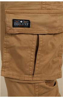 Pantalon Pantalon TANZA Homme S217007M (60396) - DEELUXE