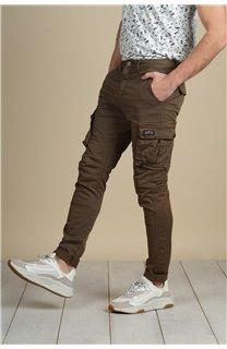 Pantalon Pantalon TANZA Homme S217007M (60397) - DEELUXE