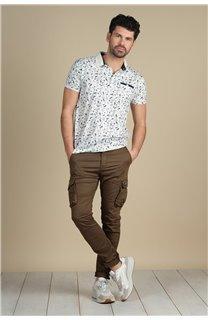 Pantalon Pantalon TANZA Homme S217007M (60398) - DEELUXE