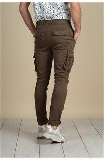 Pantalon Pantalon TANZA Homme S217007M (60400) - DEELUXE