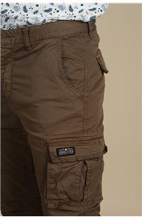 Pantalon Pantalon TANZA Homme S217007M (60401) - DEELUXE