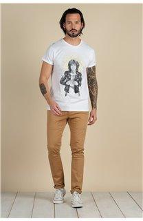 Pantalon Pantalon BAKERY Homme S217008M (60403) - DEELUXE