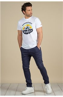 Pantalon Pantalon BAKERY Homme S217008M (60408) - DEELUXE