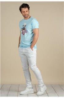 Pantalon Pantalon BAKERY Homme S217008M (60413) - DEELUXE