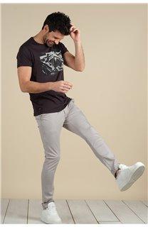 Pantalon Pantalon BAKERY Homme S217008M (60423) - DEELUXE