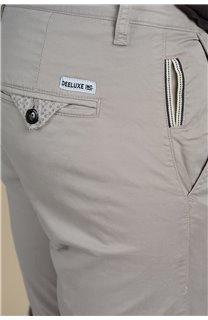 Pantalon Pantalon BAKERY Homme S217008M (60426) - DEELUXE