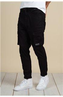 Pantalon Pantalon WILLY Homme S217009M (60427) - DEELUXE
