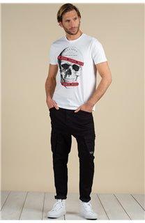 Pantalon Pantalon WILLY Homme S217009M (60428) - DEELUXE