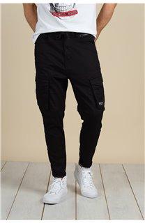Pantalon Pantalon WILLY Homme S217009M (60429) - DEELUXE