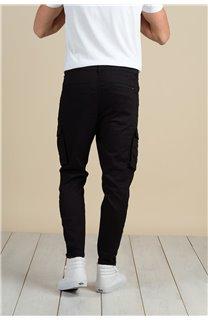 Pantalon Pantalon WILLY Homme S217009M (60430) - DEELUXE
