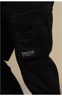 Pantalon Pantalon WILLY Homme S217009M (60431) - DEELUXE