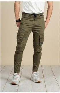 Pantalon Pantalon WILLY Homme S217009M (60434) - DEELUXE