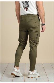 Pantalon Pantalon WILLY Homme S217009M (60435) - DEELUXE