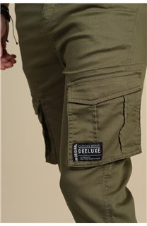 Pantalon Pantalon WILLY Homme S217009M (60436) - DEELUXE