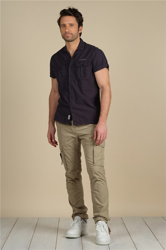Pantalon Pantalon TROPERY Homme S217012M (60437) - DEELUXE