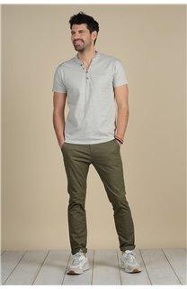 Pantalon Pantalon DYLON Homme S217018M (60448) - DEELUXE