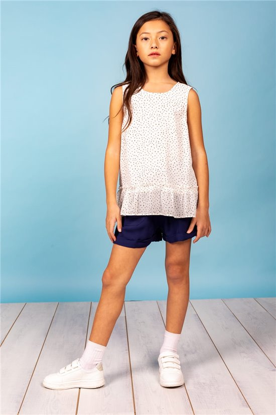 T-Shirt T-Shirt DELICIA Fille S21164G (60573) - DEELUXE