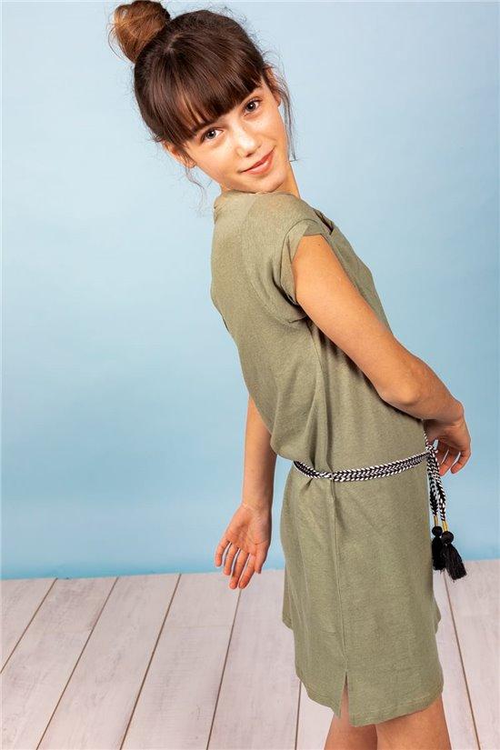 Robe Robe TIME Fille S21212G (60620) - DEELUXE