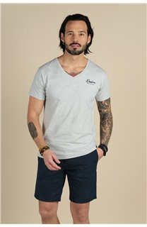 T-Shirt T-Shirt SOLDIER Homme S21112M (60657) - DEELUXE