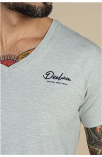 T-Shirt T-Shirt SOLDIER Homme S21112M (60659) - DEELUXE
