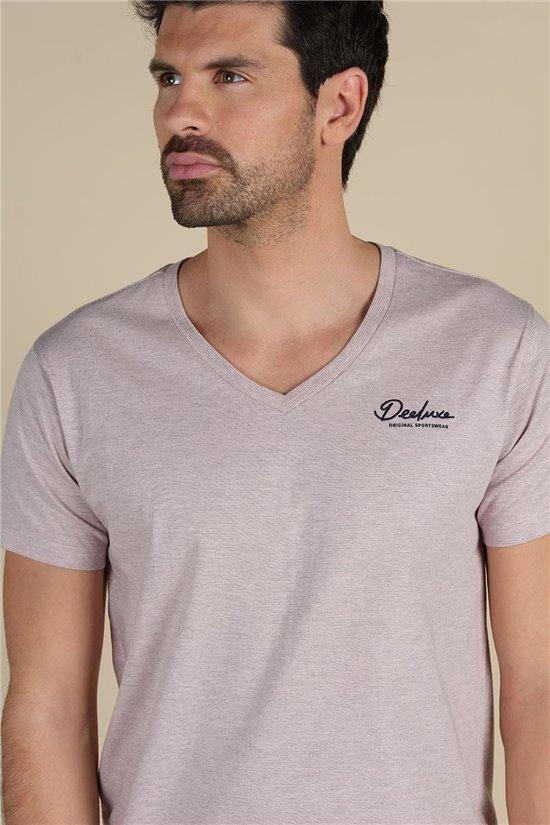 T-Shirt T-Shirt SOLDIER Homme S21112M (60656) - DEELUXE