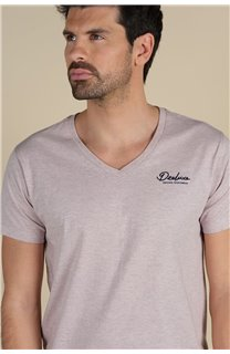 T-Shirt T-Shirt SOLDIER Homme S21112M (60660) - DEELUXE