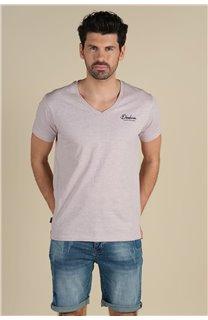 T-Shirt T-Shirt SOLDIER Homme S21112M (60662) - DEELUXE