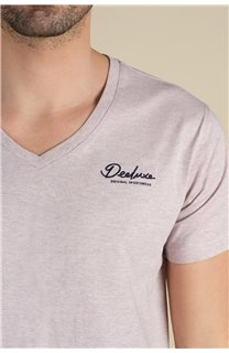 T-Shirt T-Shirt SOLDIER Homme S21112M (60663) - DEELUXE