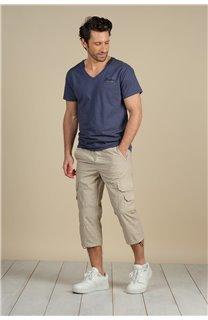 T-Shirt T-Shirt SOLDIER Homme S21112M (60665) - DEELUXE