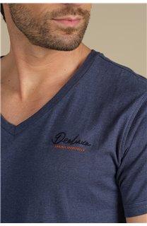 T-Shirt T-Shirt SOLDIER Homme S21112M (60668) - DEELUXE