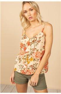 T-Shirt Top MONICA Femme S21163W (60931) - DEELUXE