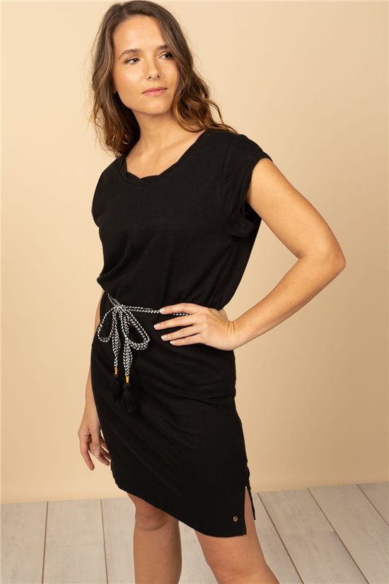 Robe Robe TIME Femme S21212W (61027) - DEELUXE
