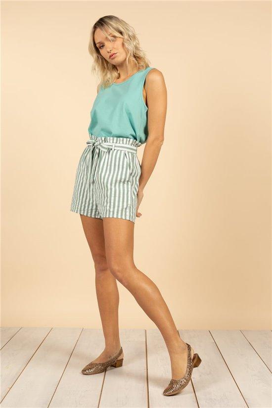 Short Short MINA Femme S21713W (61196) - DEELUXE