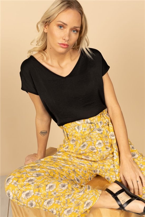 Pantalon Pantalon PAOLA Femme S21723W (61212) - DEELUXE