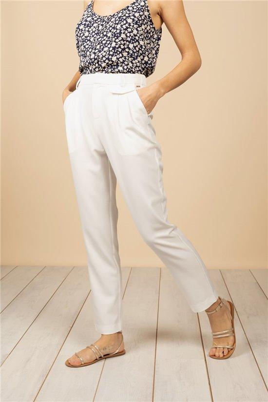 Pantalon Pantalon FLORA Femme S21720W (61250) - DEELUXE