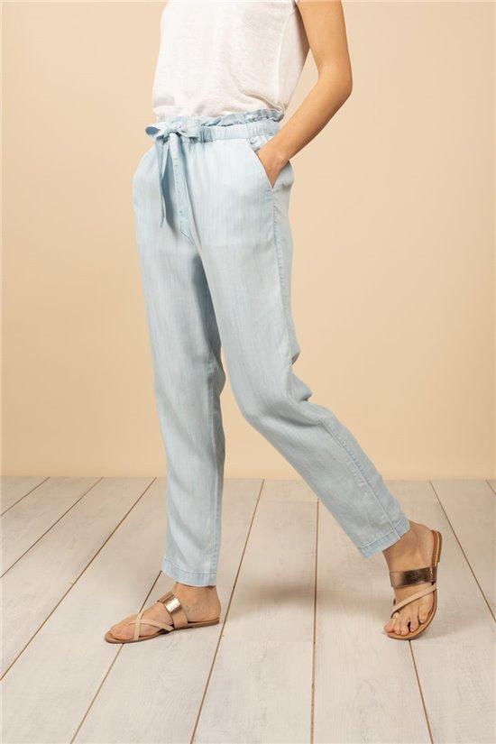 Pantalon Pantalon CARLYNE Femme S21729W (61265) - DEELUXE