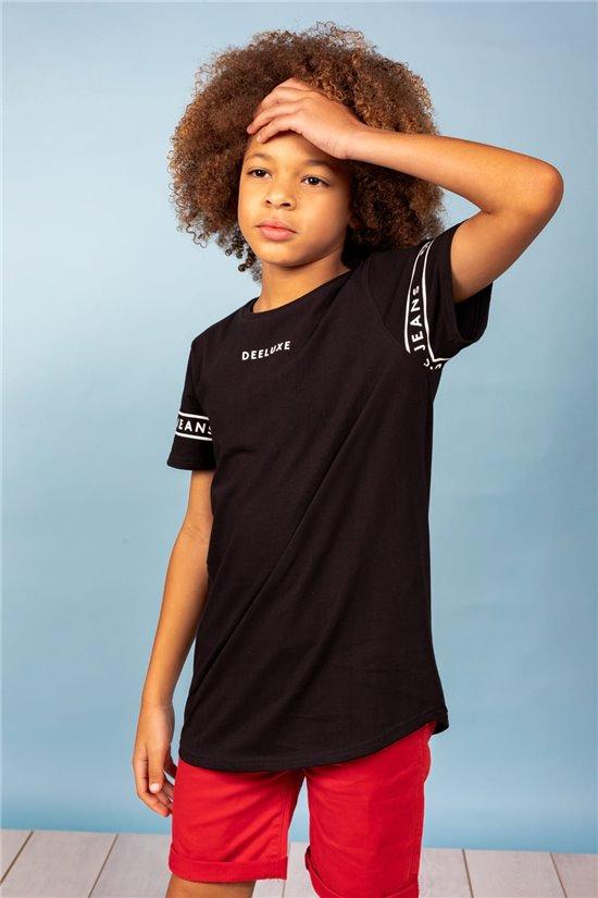 T-Shirt T-Shirt WAKE Garçon S21127B (61331) - DEELUXE